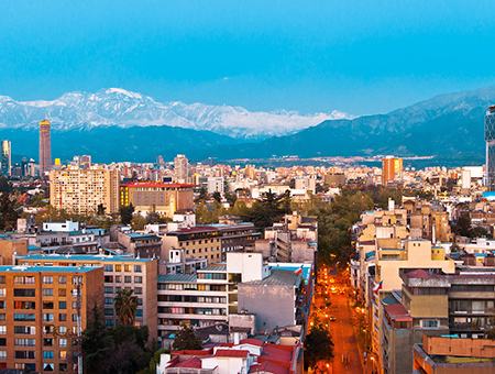 Santiago, Most Incredible Cities