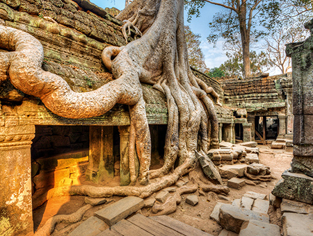 Siem Reap, Most Incredible Cities