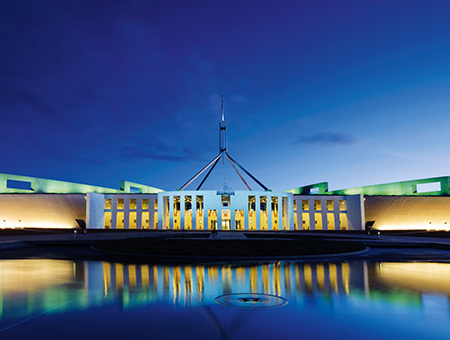 Canberra, Most Incredible Cities