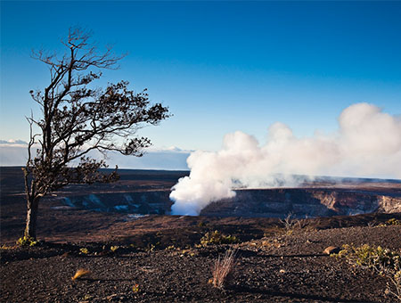 Climb a Hawaii Volcano
