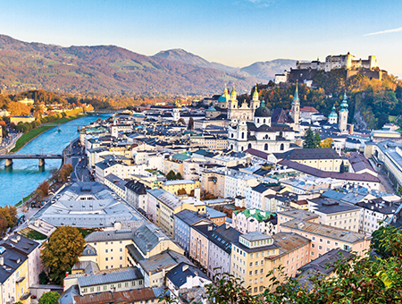 Salzburg, Most Incredible Cities