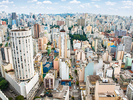 Sao Paulo, Most Incredible Cities