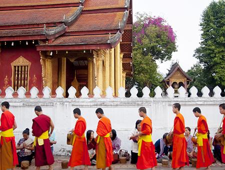 Luang Prabang, Most Incredible Cities