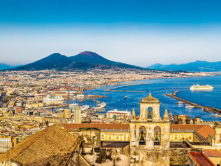 Naples, Most Incredible Cities