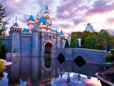 Disneyland California USA