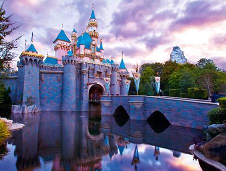Disneyland California USA