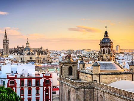 Seville, Most Incredible Cities