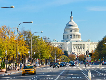 Washington, Most Incredible Cities