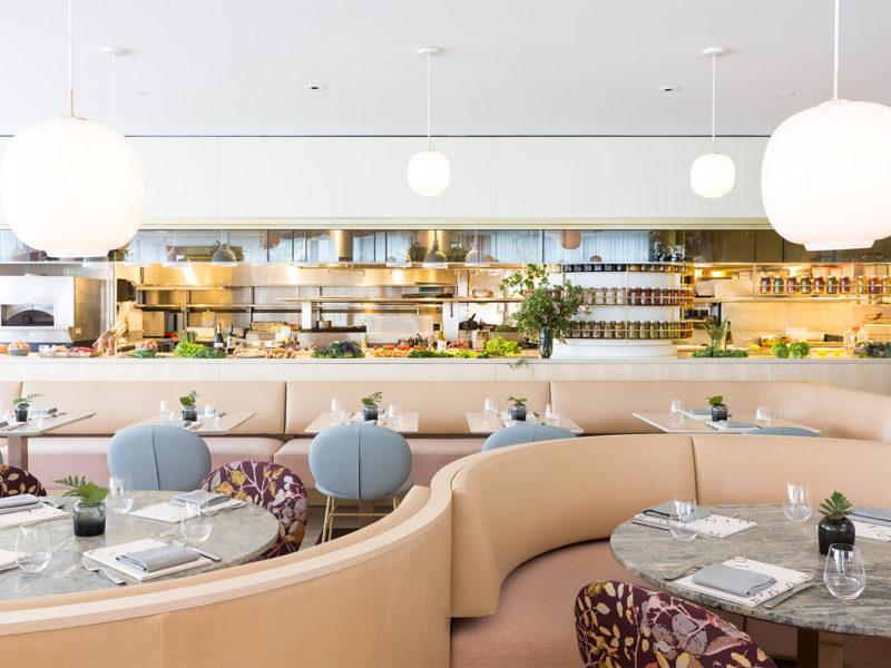 Botanist restaurant