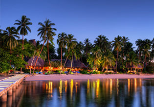 Jean Michel Cousteau Resort Fiji