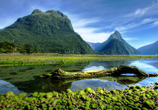 New Zealand Milford Sound
