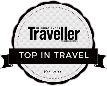 Top in Travel Logo