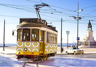 Yellow-Tramway