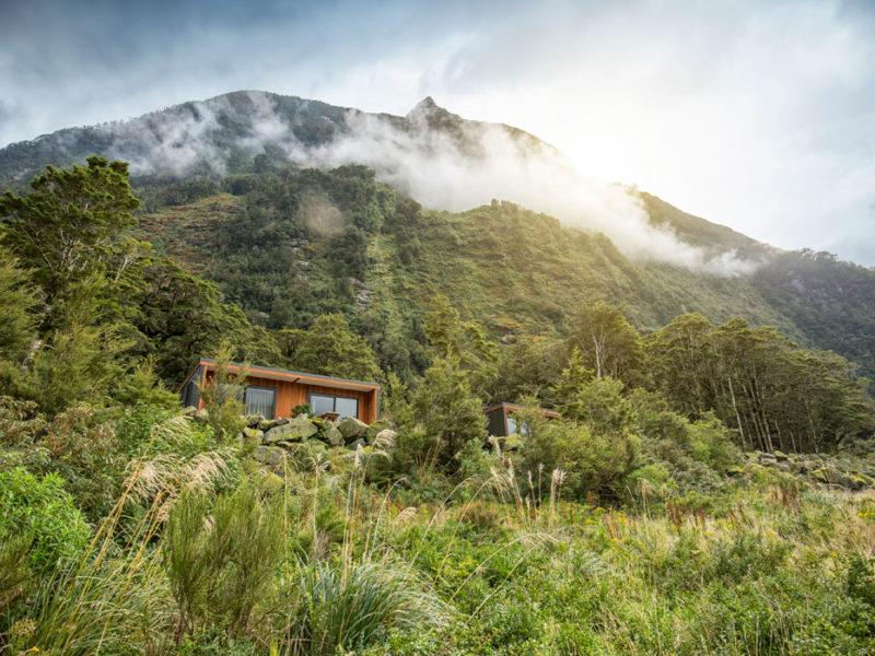 Milford Sound Lodge, Fiordland National Park