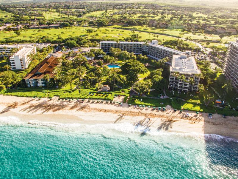Kaanapali Beach Hotel, Hawaii