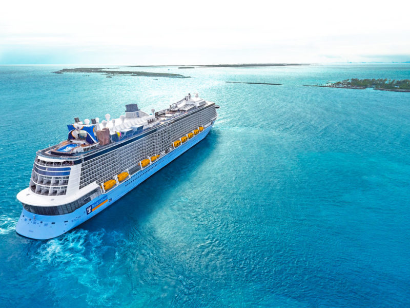 Cruising the South Pacific with Royal Caribbean International