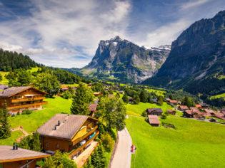 Grindelwald village