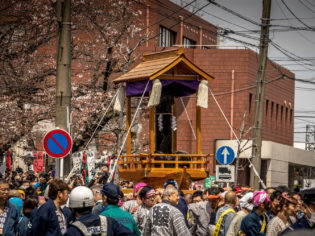 Japan fertility festival