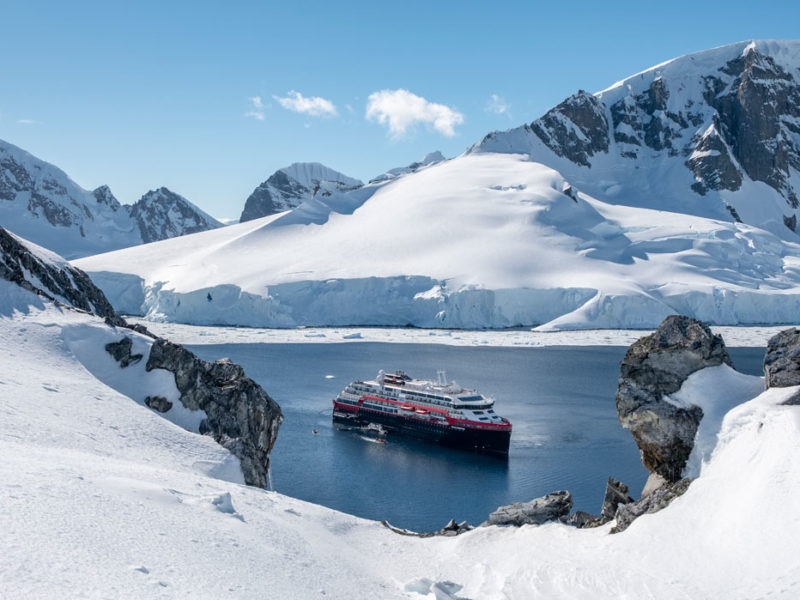 Hurtigruten sustainability