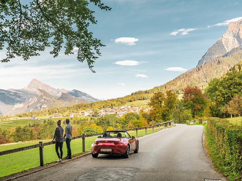 Driving Switzerland
