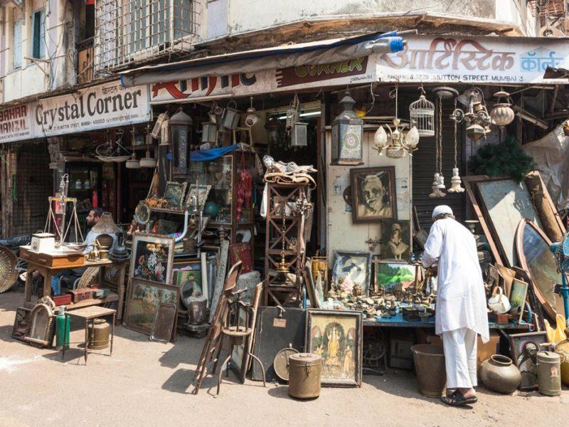 Mumbai's Chor Bazaar